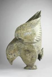 Inuit Soapstone Sculpture Inuit Sculpture