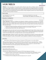 Pharmaceutical Quality Control Resume Sample by Pharmacist Resume Sample Free Examples Of Resumes Effective And
