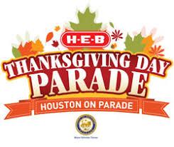 h e b thanksgiving day parade houston