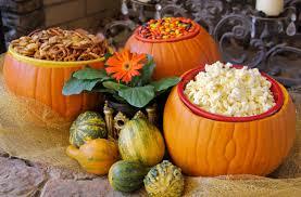 Thanksgiving Pumpkin Decorations Diy Pumpkin Bowls U2013 Crafted In Carhartt