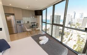 studio apartment rhapsody resort surfers paradise gold coast