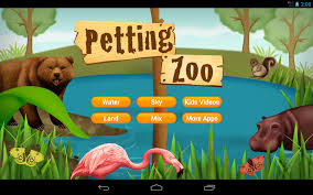petting zoo animals for kids android apps on google play