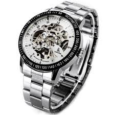 Edelstahl K He Shoppen Sie Alienwork Ik Armbanduhr 98226 U201302 Automatisch Skelett