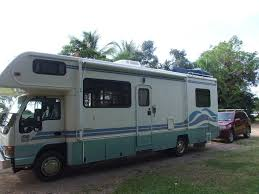 mitsubishi fuso 4x4 expedition vehicle rv net open roads forum lance 1191 on a flatbed opinions good