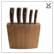 5pcs pakka wood handle kitchen knife set buy pakka wood pakka