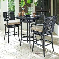 Bar Height Bistro Table Bar Height Bistro Set Outdoor Bar Height Bistro Table