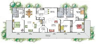 Modern Floor Plans Australia Skillful Design 2 Open Floor Plans Australia Plan House Homeca
