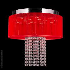 Red Ceiling Lights by Ceiling Light