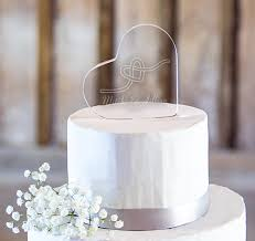 personalized cake tops personalized wedding cake toppers