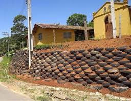 Preferidos Muro de Arrimo: o que é, materiais, como fazer e preços! @XY02