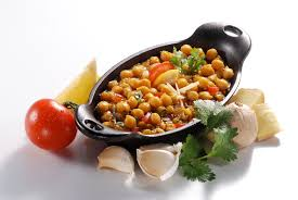 Entree by Bombay Garbanzo Bean Curry Entrée U2013 Indianlife Foods Inc