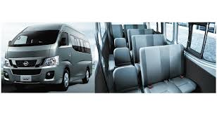 nissan van 15 passengers the all new nv350 urvan your trusted ride at work and play