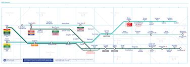London Bus Map Dlr Transport For London