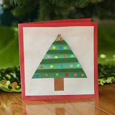 Decorate With Christmas Cards Top 15 Christmas Cards Kids Can Make