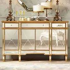 mirrored sideboards console tables display cabinets oak pine