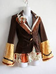 Womens Shabby Chic Clothing by 265 Best Jackets Images On Pinterest Upcycled Clothing Denim