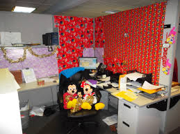 christmas decorating ideas for the office hominic within awesome