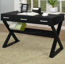 furniture exciting black modern home office desks with musical