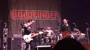 goldfinger here in your bedroom lyrics goldfinger 99 red ballons live musink youtube