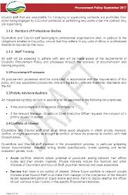 agenda of ordinary council 13 september 2017
