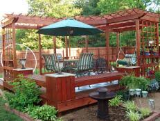 Diy Awnings For Decks 19 Easy Ways To Create Shade For Your Deck Or Patio Diy