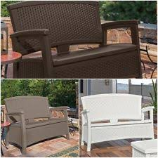 Outdoor Storage Bench Seat Outdoor Storage Bench Ebay