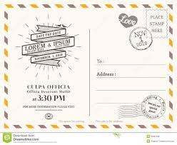 thanksgiving ceremony invitation vintage postcard background template for wedding invitation stock