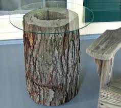 how to make a tree stump table oak tree stump table made here in shut up and take my oak tree stump