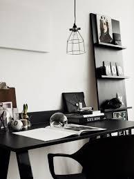 Home Office Table Best 25 Black Desk Ideas On Pinterest Black Office Desk Black