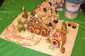 gingerbread house party hmh designs