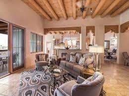 Santa Fe Style House Pueblo Style Santa Fe Real Estate Santa Fe Nm Homes For Sale