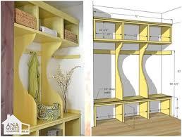 Diy Entryway Shoe Storage 11 Genius Diy Mud Room Or Entryway Projects Diy