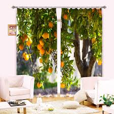 Apple Curtains For Kitchen by Grape Kitchen Curtains Promotion Shop For Promotional Grape