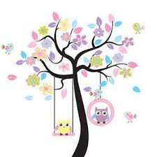 Tree Decal For Nursery Wall Nursery Wall Decals Ebay