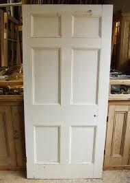 Pine 6 Panel Interior Doors Reclaimed Georgian Six Panel Doors