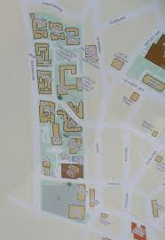 Pitt Campus Map What U0027s The Connection
