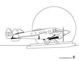 Coloriage Canadair Luxury Coloriage D Avion Dessin Avion Mickey