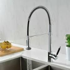 cuisine monobloc robinet pivotant mitigeur de cuisine monobloc en acier chrome