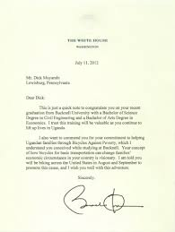president obama wrote this letter to muyambi muyambi u002712
