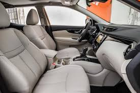 nissan rogue interior 2016 2017 nissan rogue sport first drive review rogue but less so