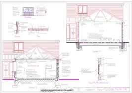 working drawing sheet 6 roger evans architects roger evans
