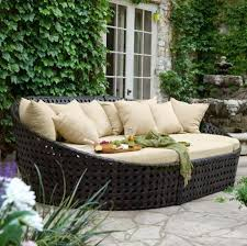 Furniture Outdoor Patio Comfortable Outdoor Furniture Wicker All Home Decorations How