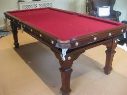 Pool Table Dining Table by 126 Best Antique Snooker Dining Tables For Sale Images On