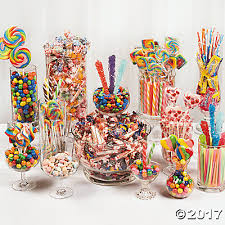Candy For A Candy Buffet by Candy Buffet