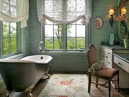 Awesome Bathroom by Bathroom Curtains Ideas Boncville Com