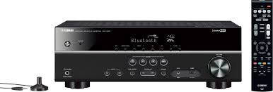 home theater receiver deals yamaha 5 1 ch 4k ultra hd and 3d pass through a v home theater