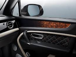 bentley bentayga interior black bentley bentayga mulliner is the most luxurious