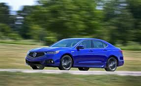2018 acura tlx reviews and 2018 acura tlx in depth model review car and driver