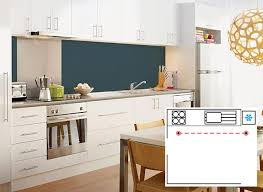 Straight Line Kitchen Designs How To Plan Your New Kitchen Home Timber U0026 Hardware