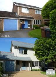 70s house renovation exterior search house